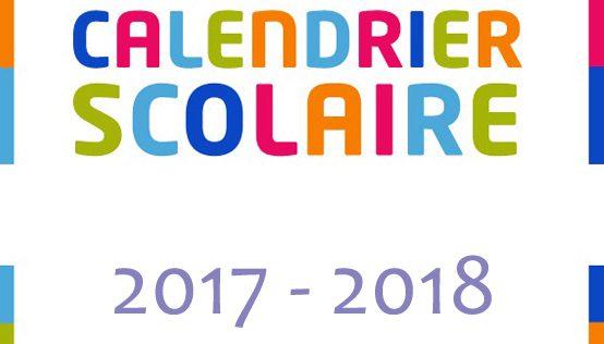 Calendrier-Scolaire-Primaire 17-18