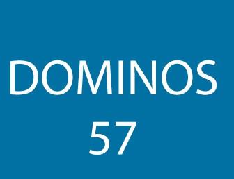LE NOUVEAU NUMÉRO DE DOMINOS – DOMINOS 57