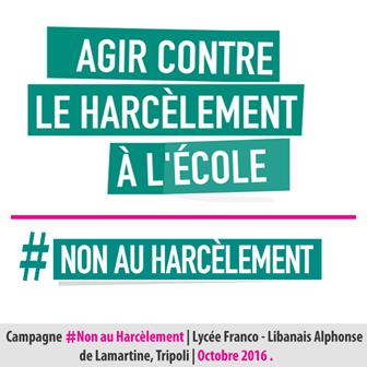 CAMPAGNE #NonAuHarcelement