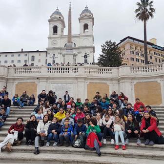 UN VOYAGE AU CŒUR DE LA ROME ANTIQUE