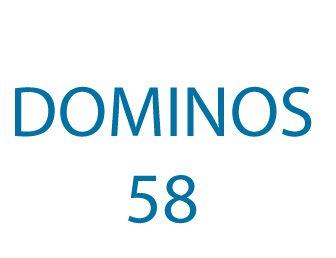 LE NOUVEAU NUMÉRO DE DOMINOS – DOMINOS 58