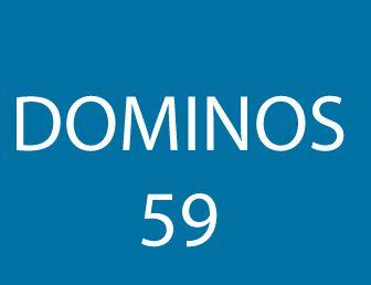 LE NOUVEAU NUMÉRO DE DOMINOS – DOMINOS 59