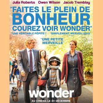 SOIRÉE CINÉMA AUTOUR DU FILM « WONDER » – DANS LE CADRE DE LA CAMPAGNE #NONAUHARCÈLEMENT