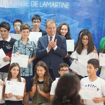 REMISE DE DIPLÔMES ET DE DISTINCTIONS – Juin 2018