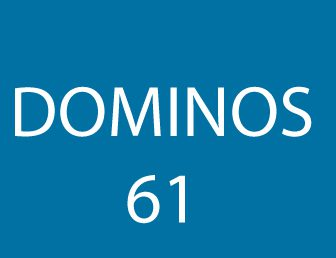 LE NOUVEAU NUMÉRO DE DOMINOS – DOMINOS 61