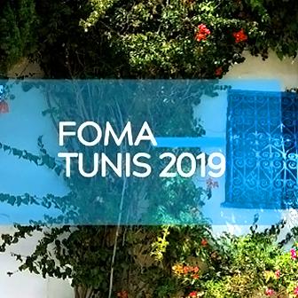 ANCIENS ÉLÈVES, PARTICIPEZ AU FOMA DE TUNIS LES 12 ET 13 AVRIL 2019