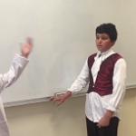 """Les élèves de 6ème jouent """"Le Médecin malgré lui"""""""