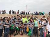 Opération de nettoyage sur les plages libanaises