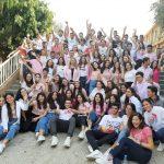 Campagne de sensibilisation contre le cancer du sein