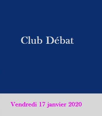 Club débat