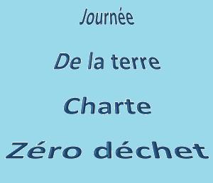 Journée de la Terre: Charte zéro déchet par les CM2