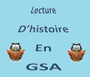 La lecture d'histoires en GSA