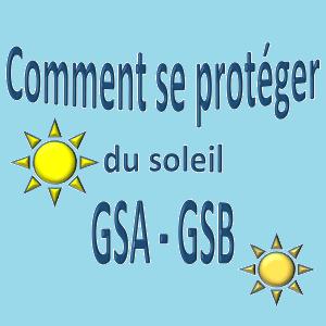 Comment se protéger du soleil ?