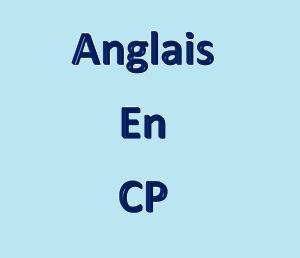L'anglais au CP