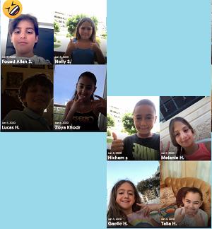 Les élèves d'ALE chantent Feyruz