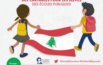 Le droit à l'éducation est universel
