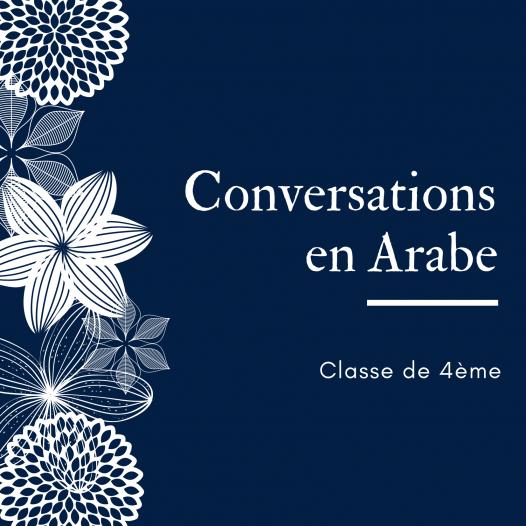 Des rencontres virtuelles en arabe