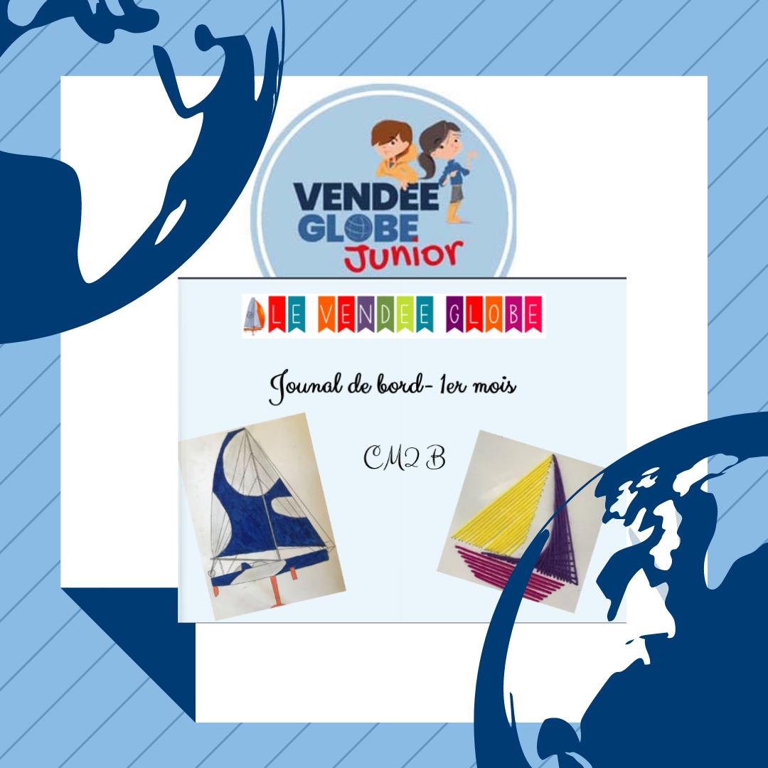 Vendée Globe : Carnet de bord du 1er mois