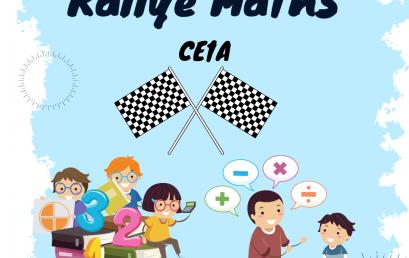 Rallye Maths en CE1A
