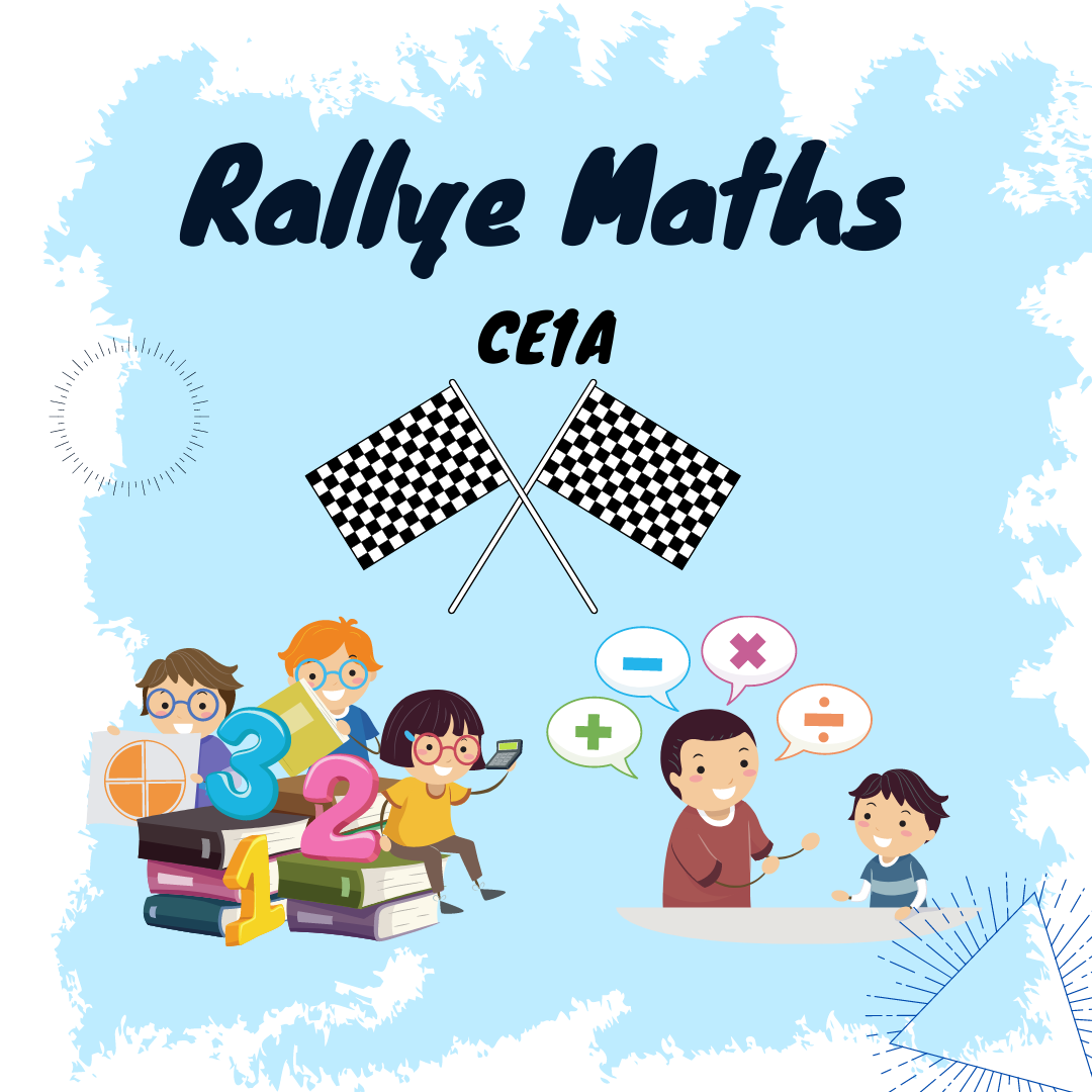Rallye Maths en CE1A
