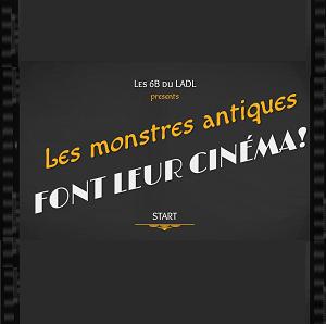 Les monstres antiques font leur cinéma
