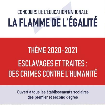 Concours «La Flamme de l'égalité»: le LADL se distingue!